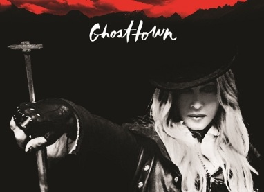 Madonna, Ghosttown Cover