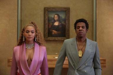 The Carters, Beyonce and Jay-Z
